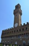 Torre con gli orologi Immagine Stock