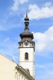 Torre con los relojes Foto de archivo
