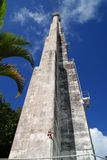 Torre concreta Imagens de Stock