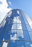 Torre cristalina Fotos de archivo libres de regalías