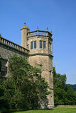 Torre da abadia de Lacock Foto de Stock