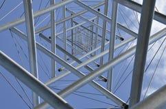 Torre da agulha de Kenneth Snelson Imagem de Stock