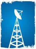 Torre da antena Imagem de Stock Royalty Free