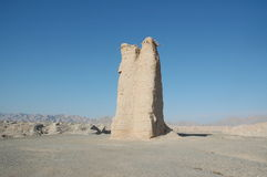 Torre da baliza de Kizilgaha Imagens de Stock Royalty Free