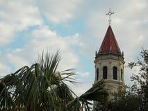 Torre da basílica em St Augustine Imagens de Stock Royalty Free