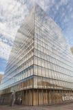 Torre da biblioteca nacional nova F Mitterand em Paris Fotografia de Stock