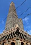 Torre da Bolonha, Itália Fotografia de Stock