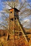 Torre da caça Fotos de Stock