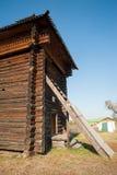 Torre da cadeia de Aramashevsky Nizhnyaya Sinyachikha imagens de stock royalty free