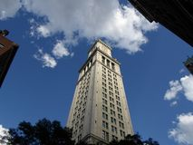 Torre da casa feita sob encomenda, Boston, Massachusetts, EUA Foto de Stock
