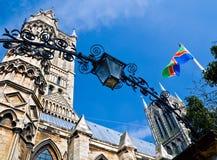 Torre da catedral Imagens de Stock Royalty Free