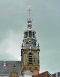 A torre da catedral de St. John (Sint Yansk Fotografia de Stock