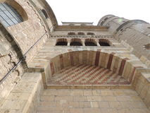 Torre da catedral, no Trier, Alemanha Foto de Stock Royalty Free