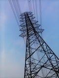 Torre da energia Imagem de Stock Royalty Free