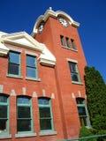 Torre da estação de correios Foto de Stock