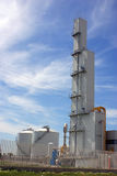Torre da gerência Foto de Stock