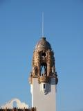 A torre da High School Imagens de Stock Royalty Free