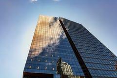 Torre da IBM-maratona imagem de stock royalty free
