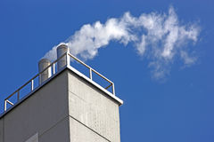 Torre da indústria Fotos de Stock