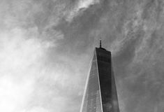 Torre da liberdade de New York Fotos de Stock