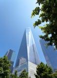 Torre da liberdade em Manhattan, New York City Fotografia de Stock