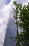 Torre da liberdade em New York Foto de Stock