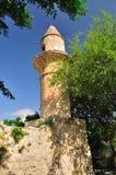 Torre da mesquita. Fotografia de Stock