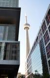 A torre da NC em Toronto Imagens de Stock