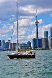 Torre da NC, Toronto, Canadá fotos de stock