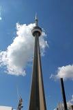 Torre da NC, Toronto, em Canadá Imagens de Stock