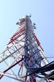 A torre da pilha Foto de Stock Royalty Free