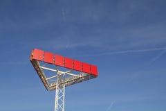 Torre da propaganda Fotografia de Stock Royalty Free