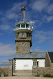 Torre da radiocomunicação foto de stock royalty free