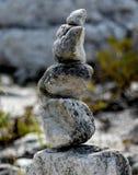 Torre da rocha Fotos de Stock