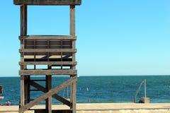 Torre da salva-vidas foto de stock royalty free