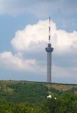 Torre da televisão fotografia de stock royalty free