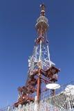 Torre da televisão Fotos de Stock