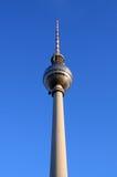 Torre da televisão Imagem de Stock Royalty Free