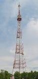 Torre da televisão Foto de Stock
