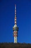 Torre da tevê Imagens de Stock