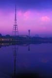 Torre da tevê de Chennai Imagem de Stock Royalty Free
