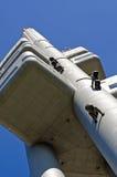 Torre da tevê de Zizkov fotos de stock royalty free