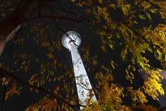 A torre da tevê em Berlim, Alemanha Fotografia de Stock Royalty Free