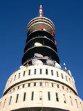 Torre da transmissão imagens de stock royalty free