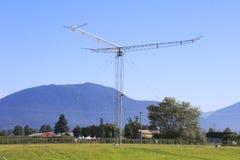 Torre da transmissão da marinha canadense Fotografia de Stock