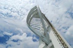 Torre da vela de fortuna, Portsmouth Fotografia de Stock Royalty Free