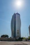 Torre da vela em Haifa Imagens de Stock