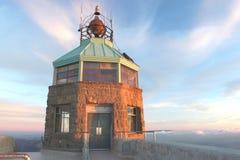 Torre da vigia Imagens de Stock Royalty Free