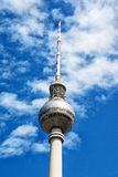Torre da zona leste Foto de Stock