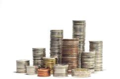 Torre das moedas Fotografia de Stock Royalty Free